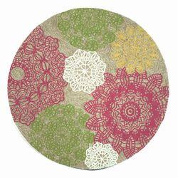 Ravella Crochet Pastel Indoor/Outdoor Rug