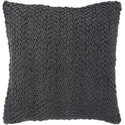 Textured Triangles Pillow