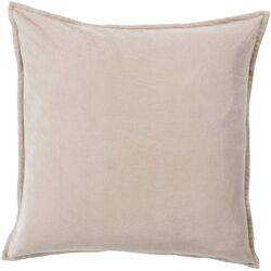 Smooth Velvet Throw Pillow