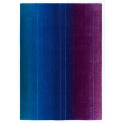 Mystique Berry Gradient Area Rug