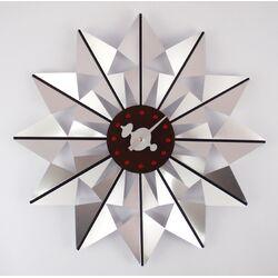 Verichron Telechron Starburst Wall Clock Amp Reviews Wayfair