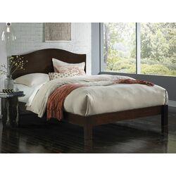 Apollo Camelback Headboard & Bed Set