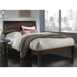 Apollo Curved Headboard & Bed Set