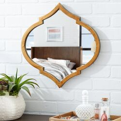 Ogee Wall Mirror