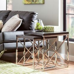 Rigel 2 Piece Nesting Table Set