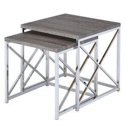 Rasalhague 2 Piece Nesting Tables