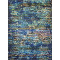 Boardwalk Blue Area Rug