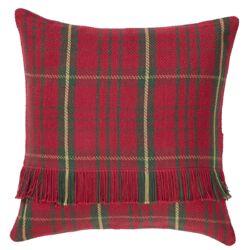 Jasper Woven Cotton Pillow Cover