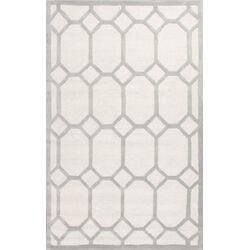 Lounge Ivory & Gray Area Rug