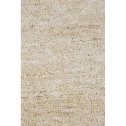 Caribbean Ivory & White Solid Area Rug