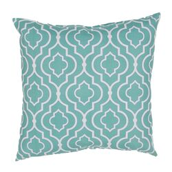Veranda Geometric Indoor Outdoor Throw Pillow