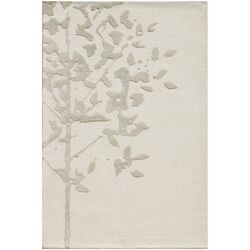 Midtown White Area Rug
