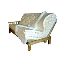 Rhodes Jr Twin Futon Chair Frame Wayfair