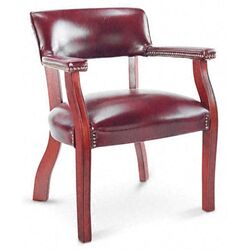 Guest Arm Chair with Casters