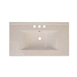 Solid Expressions 73 Quot Vanity Top With Double Verticyl Oval