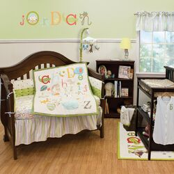 My ABCs Crib Bedding Collection