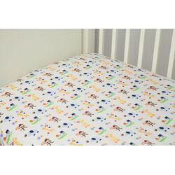 Ready Set Go 3 Piece Infant Crib Bedding Set