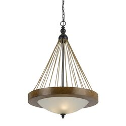 Monticello 3 Light Mini Pendant