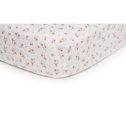 Basics Sweet Floral Fitted Sheet