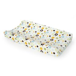 Basics Laguna Velour Changing Pad Cover