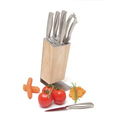 Nuance 7 Piece Knife Block Set