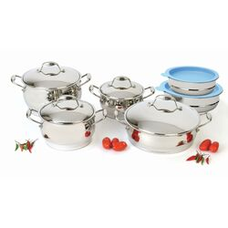 Zeno 12-Piece Cookware Set