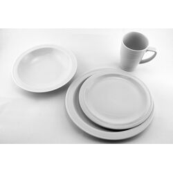 Hotel Line 16-Piece Dinnerware Set