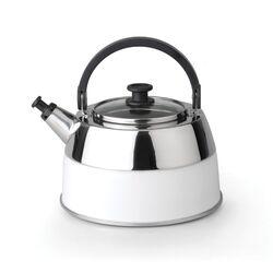 Virgo 2.7 Qt. Whistling Tea Kettle