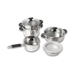 Kasta 9-Piece Cookware Set