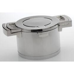 Neo Stainless Steel Round Casserole