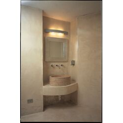 Riga Wall Light in Satin Nickel-Plated