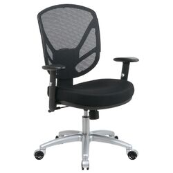 Fryer Mid-Back Office Chair with Arms