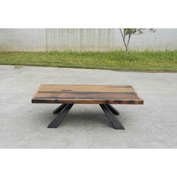 Morefield Modern Wood Coffee Table