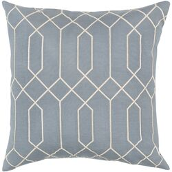 Skyline Linen Throw Pillow