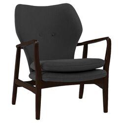 Nicola Wood Arm Chair