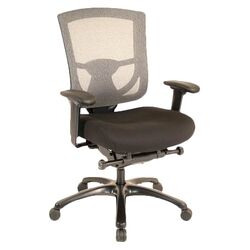 Tempur Pedic Adjustable High-Back Mesh Office Chair