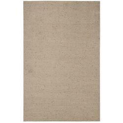 Wool Values Mocha Rug