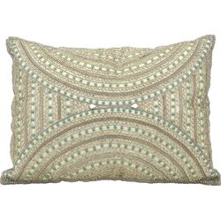 Dallas- Southwestern Throw Pillow