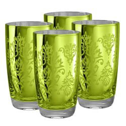 Brocade Highball Glass