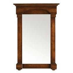 Traditions Verona Colonial Cherry Mirror