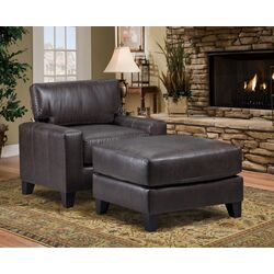 Lasalle Arm Chair and Ottoman