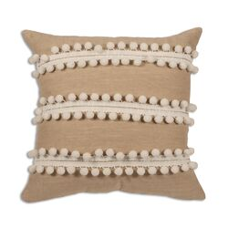 Jefferson Linen Throw Pillow