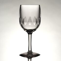 12 oz. Tear-Drop Stemmed Wine Glass