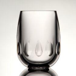 12 Oz. Tear-Drop Stemless Wine Glass
