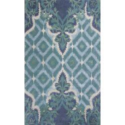 Bob Mackie Home Blue/Green Opulence Area Rug