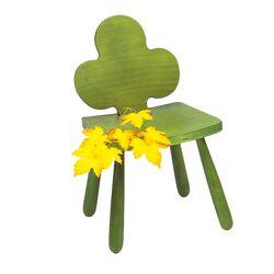 Leaf Clover Kids Novelty Side Chair