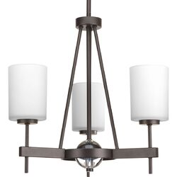 Compass 3 Light Mini Chandelier