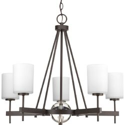 Compass 5 Light Chandelier