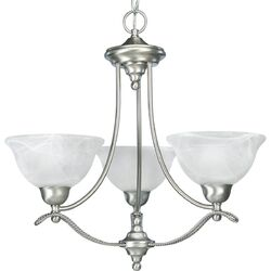 Avalon 3 Light Mini Chandelier