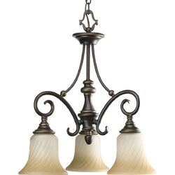 Kensington 3 Light Mini Chandelier